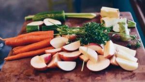Mit gesundem Essen ist Abnehmen leicht gemacht