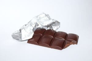 ungesunde ernährung - schokolade