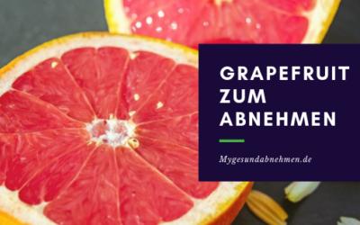 Mit der Grapefruit abnehmen
