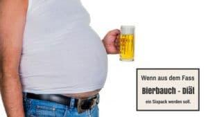 Bierbauch-Diät
