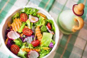 Gemüse für Bikinifigur