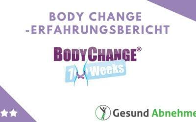 Meine 10 Weeks Body Change Erfahrungen