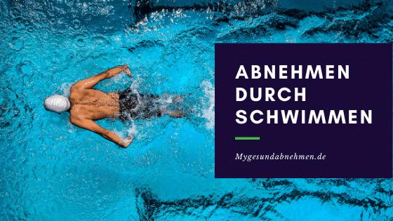 Abnehmen durch Schwimmen 2